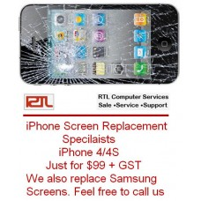 iPhone 4/4S Screen Replacement